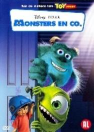 Monsters en co, (DVD) PAL/REGION 2 (DVD), ANIMATION, DVD