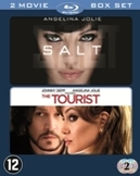 Salt/Tourist, (Blu-Ray)