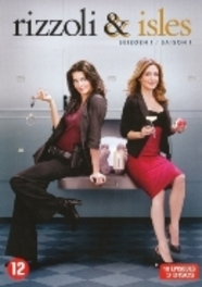 Rizzoli & Isles - Seizoen 1 (3DVD)