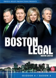 Boston Legal - Seizoen 4