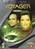 Star trek voyager - Seizoen 2 , (DVD) BILINGUAL *REPACKAGE* SECOND VOYAGER SEASON