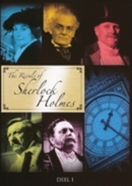 The Rivals of Sherlock Holmes - Deel 1 (3DVD)
