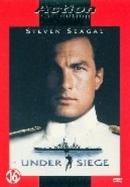 Under siege, (DVD) CAST: STEVEN SEAGAL, TOMMY LEE JONES (DVD), MOVIE, DVDNL