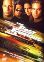 Fast and the furious, (DVD) CAST: VIN DIESEL, MICHELE RODRIGUEZ, PAUL WALKER MOVIE, DVDNL