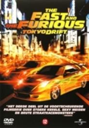 Fast and the furious - Tokyo drift, (DVD) ..TOKYO DRIFT /CAST: VIN DIESEL, LUCAS BLACK MOVIE, DVD