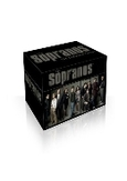 Sopranos - Complete collection, (DVD) PAL/REGION 2 *6 SEASONS, 28DVD'S, 86 EPISODES*