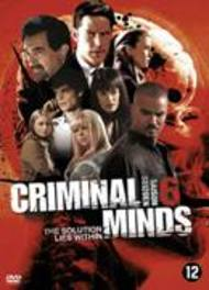 Criminal minds - Seizoen 6, (DVD) BILINGUAL /CAST: THOMAS GIBSON, SHEMAR MOORE TV SERIES, DVD