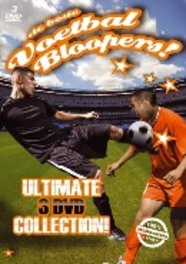 De Beste Voetbalbloopers (Ultimate 3 Dvd Collection)