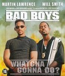 Bad boys, (Blu-Ray) BILINGUAL // W/ WILL SMITH, MARTIN LAWRENCE