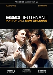 Bad lieutenant, (DVD)