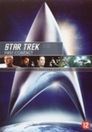 Star trek 8 - First contact, (DVD) BILINGUAL // *FIRST CONTACT* STAR TREK, DVD