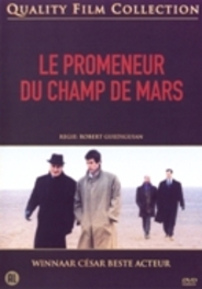 Le promeneur du champ de mars, (DVD) .. DE MARS // *QUALITY FILM COLLECTION* MOVIE, DVDNL