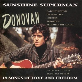 18 SONGS OF LOVE OF FREED Audio CD, DONOVAN, CD