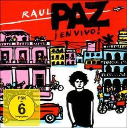 Raul Paz - En Vivo / Volver A Cuba (DVD + CD)