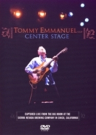 Tommy Emmanuel - Center Stage (Import)