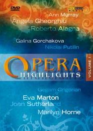 Opera Highlights Volume 1