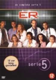 E.R. - Seizoen 5, (DVD) PAL/REGION 2. (DVD), TV SERIES, DVD