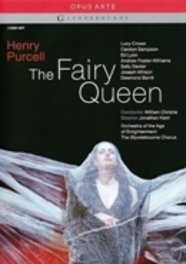 THE FAIRY QUEEN, PURCELL, HENRY, CHRISTIE, W. ORCHESTRA AGE OF ENLIGHTMENT/CHRISTIE DVD, H. PURCELL, DVDNL