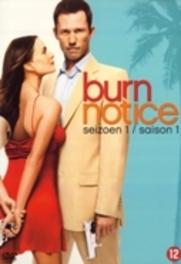 Burn Notice - Seizoen 1 (4DVD)