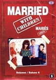 Married with children - Seizoen 4, (DVD) BILINGUAL