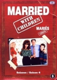 Married with children - Seizoen 4, (DVD) BILINGUAL TV SERIES, DVDNL
