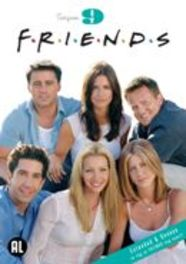 Friends - Seizoen 9, (DVD) CAST: JENNIFER ANISTON, COURTENEY COX TV SERIES, DVDNL