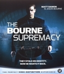 Bourne supremacy, (Blu-Ray)