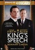 King's speech, (DVD)