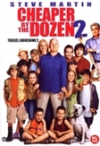 Cheaper by the dozen 2 , (DVD)