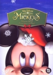 Mickey's mooiste kerst, (DVD) BILINGUAL ANIMATION, DVDNL