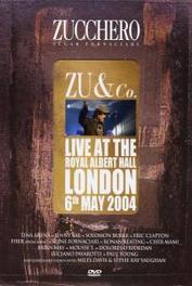 Zucchero – Live Royal Albert Hall (DVD)