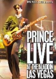 Prince – Live in Aladdin Las Vegas (DVD)