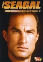 Steven Seagal collection 2, (DVD) PAL/REGION 2-BILINGUAL // 5 MOVIES MOVIE, DVD