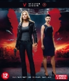 V - Seizoen 2, (Blu-Ray) BILINGUAL // NEW '2009' SERIES TV SERIES, BLURAY
