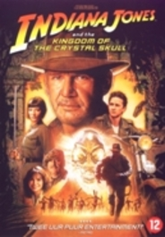 Indiana Jones - Kingdom Of The Crystal Skull (DVD)