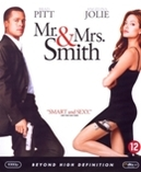 Mr & mrs smith, (Blu-Ray)