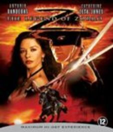 The Legend of Zorro (Blue-ray)
