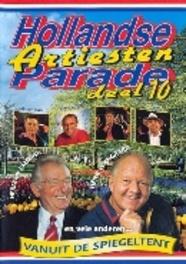 Hollandse Artiesten Parade 10