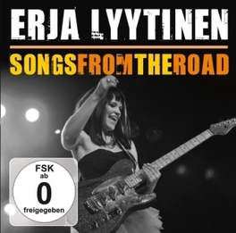 SONGS FROM THE.. -CD+DVD- .. ROAD ERJA LYYTINEN, CD