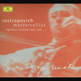 ROSTROPOVICH MASTERCELLIS VARIOUS/KARAJAN, ROZHDESTVENSKY, OZAWA Audio CD, ROSTROPOVICH.=TRIBUTE=, CD
