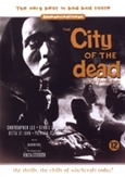 City of the dead, (DVD) PAL/REGION 2 W/CHRISTOPHER LEE
