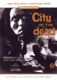 City of the dead, (DVD) PAL/REGION 2 W/CHRISTOPHER LEE DVD, MOVIE, DVDNL