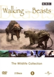 BBC: The Wildlife Collection - Walking With Beasts (2DVD)