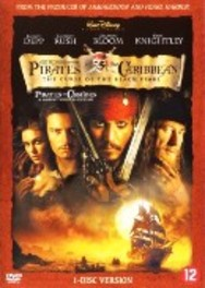 Pirates of the Caribbean 1 - The curse of the black pearl, (DVD) BILINGUAL / CURSE OF THE BLACK PEARL /CAST: JOHNNY DEPP (DVD), MOVIE, DVDNL
