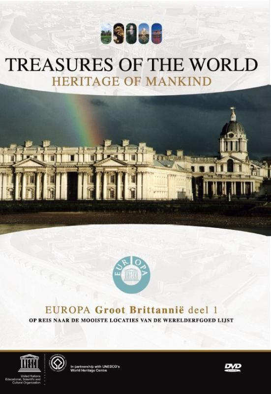 Treasures Of The World - Groot Brittannia (deel 1)
