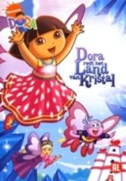 Dora - Redt het land van kristal, (DVD) .. KRISTAL ANIMATION, DVDNL