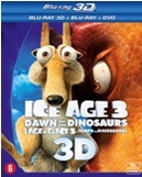 Ice age 3 (3D) pack, (Blu-Ray)