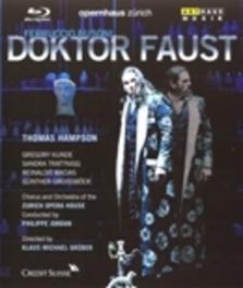Ferruccio Busoni - Doktor Faust