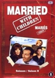 Married with children - Seizoen 8, (DVD) BILINGUAL TV SERIES, DVDNL