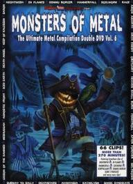 Monsters Of Metal 6  -Digi-/Pal/All Regions